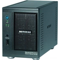 2000GB Netgear ReadyNAS Duo RND2120