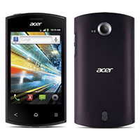 Acer Liquid Express dark burgundy
