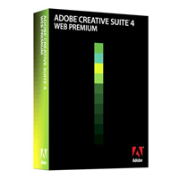 Adobe Creative Suite CS4 Web Premium, Update (CS Std/CS Prem/2/3) (Mac) (65017479)