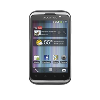 Alcatel One Touch Smart 991 black