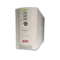 APC Back-UPS CS 350 USB/Serial BK350EI