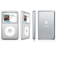 Apple iPod classic 160GB silber (8.Generation)