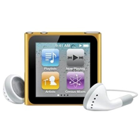 Apple iPod nano 16GB orange (6.Generation)