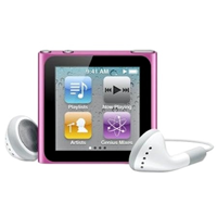 Apple iPod nano 16GB pink (6.Generation)