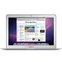 Apple MacBook Air 13,3 Zoll 07/2011 (MC966D/A)