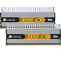 Corsair XMS3 Triple 2GB DDR3-1333 (TWIN3X2048-1333C9DHX)