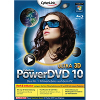Cyberlink PowerDVD 10 Ultra 3D Mark II