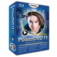Cyberlink PowerDVD 11 Ultra 3D