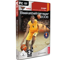 DSF Basketballmanager 2008, PC