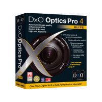 DxO Optics Pro Elite 4.0 (DXEL40DRVP)