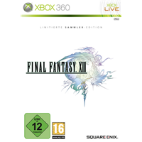 Final Fantasy XIII / 13 - Limited Edition, Xbox 360