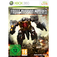 Front Mission Evolved, Xbox 360