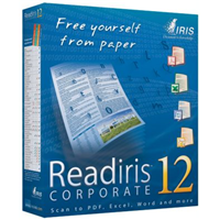 I.R.I.S. Readiris 12 Corporate