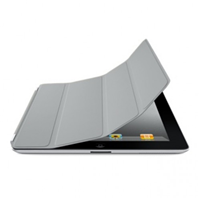 iPad 2 Smart Cover Kunststoff grau