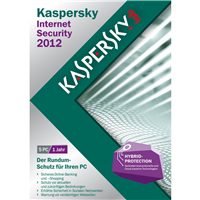 Kaspersky Internet Security 2012, 5 User - DVD-Box