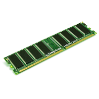 Kingston ValueRAM DDR-SDRAM PC3200 CL3 512MB KVR400S8R3A/512