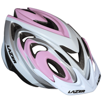 Lazer 2X3M Triband white pink grey