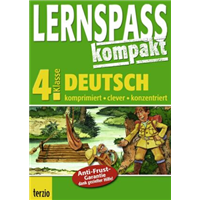 Lernspass kompakt Deutsch 4. Klasse, PC/ Mac