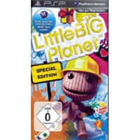 Little Big Planet - Creators Edition, PSP