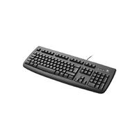 Logitech Deluxe 250 PS2 Keyboard