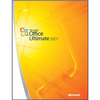 Microsoft  Office Ultimate 2007 (76H-00053)