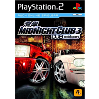 Midnight Club 3 - DUB Edition, PS2