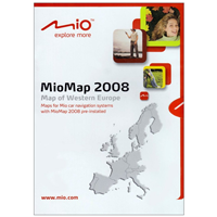Mio Map 2008 Plus