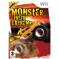 Monster Trux Extreme - Offroad Edition, Wii