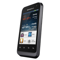 Motorola Defy mini black
