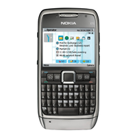 Nokia E71 - Grey Steel