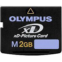 Olympus XD-Card 2GB M-Type