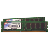 Patriot Signature Kit 4GB DDR3-1333 (PSD34G1333K)