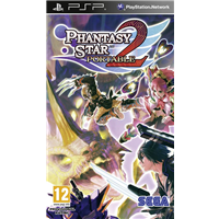 Phantasy Star Portable 2, PSP
