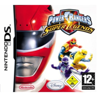 Power Rangers - Super Legends, DS