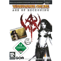 Prepaid 60 Tage: Game Time Card Warhammer Online, PC