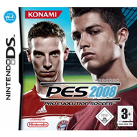 Pro Evolution Soccer 2008 (PES 7), DS