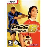 Pro Evolution Soccer 6 (PES 6), PC