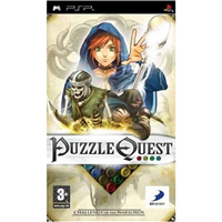 Puzzle Quest - Challenge of the Warlords, PSP