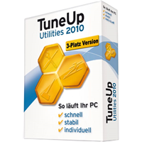 S.A.D TuneUp Utilities 2010, 3 User