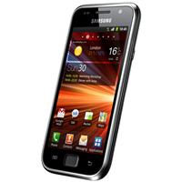 Samsung I9001 Galaxy S Plus black