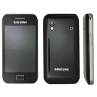 Samsung S5830 Galaxy Ace onyx black