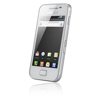 Samsung S5830 Galaxy Ace pure white