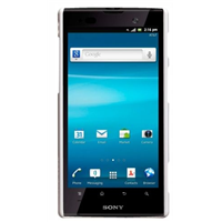 Sony Xperia ion white