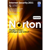 Symantec Norton Internet Security 2011 Upgrade, 5 User (21070756)