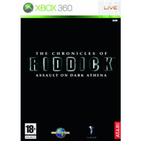 The Chronicles of Riddick - Assault on Dark Athena, Xbox 360