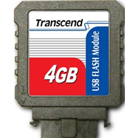 Transcend USB Flash Module 4GB