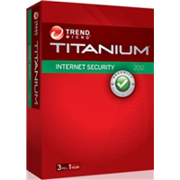 Trend Micro Titanium Internet Security 2012, 3 User (2 Jahre)