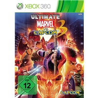 Ultimate Marvel vs Capcom 3, PSV