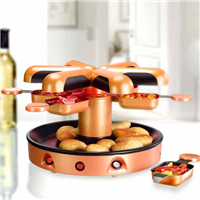 Unold 48754 Flying Raclette