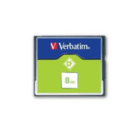 Verbatim CompactFlash Card 8GB (44040)